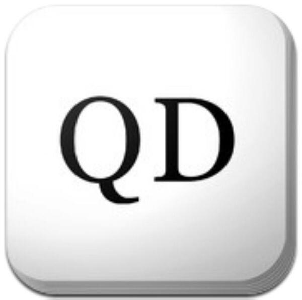 メモをいろいろ活用できるiPhoneアプリ、Quick Drafts