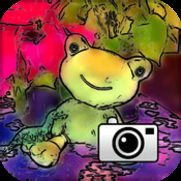 描画カメラ:GWアプリコンテスト