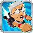 超危険なバァさんを人間大砲で吹っ飛ばすスマホゲーム、Angry Gran Toss
