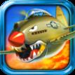 6時の方向にミサイルをぶっ放していくスマホゲーム、Ace Wings:Online