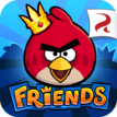 Facebookの友達とスコアーを競うスマホゲーム、Angry Birds Friends