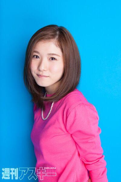 松岡茉優「私の中では山口百恵さんが永遠のアイドルです」6/18発売号 ...