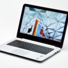 ノートPC部門:『HP ENVY14 TouchSmart Sleekbook』