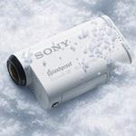 ソニー最新Action Cam HDR-AS100Vは防水ケースなしで防滴仕様:CES2014