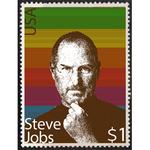 スティーブ・ジョブズが切手になるかもだって! 図柄を勝手に想像|Mac