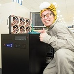 100万円超の自作PCで将棋の電王が世界一に挑戦