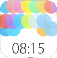 持ってるだけで女子力UP!? 癒し度バツグンの時計アプリ「時玉」