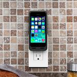 Lightningケーブル不要! コンセント直結タイプのiPhone5/5sケース|Mac
