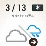 3時間おきの天気をチェック!『DayzWeather』|無料ソフトの殿堂