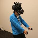 開発のきっかけは夢オチ  VRゲームデバイス『Sulon Cortex』を体験
