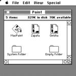 祝Macintosh30周年!初代Mac搭載のSystem 1.0から始まった|Mac