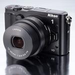 Nikon 1 V3:デジ一眼以上のAF速度と高速連写性能|デジギア一点突破
