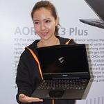 AORUSの新ゲーミングノート『X7』&『X3 PLUS』:COMPUTEX2014