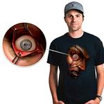 スマホで絵が動くユニークなTシャツ『デジクロ』がアスキーストアに登場!