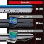 Surface Pro3でノートPCがどう変わる?|最新号