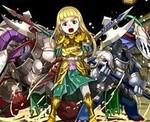 パズドラ:中級者でもチャレンジできる「聖の龍騎姫・超級」攻略法