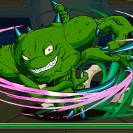 パズドラ:『ドラゴンボール コラボ2 魔人復活 超級』にiPhone6で挑戦