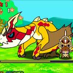 パズドラ:『モンスターハンター4Gコラボ 千刃の森 超級』に挑む!