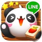 2角取りパズルゲーム『LINE パズルタンタン』が本日より公開