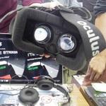 ドラゴンに乗って空を飛ぶ!Oculusコンテンツや東方イベントで大盛り上がり:デジゲー博2014