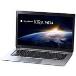 ノートPC部門:『dynabook KIRA V634/28KS』