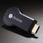 周辺機器部門:『Chromecast』