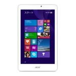 2万1400円の爆安Windows8インチタブレット『Iconia Tab 8 W1』が12月12日に発売