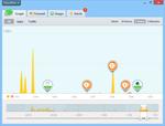 通信しているソフトの確認や遮断が可能『GlassWire』|無料ソフトの殿堂