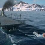 空母の航空攻撃を初公開『World of Warships』最新動画