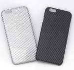 鋼鉄の5倍の強度でありながら厚み0.6ミリと極薄なiPhone6/6 Plus用ケース