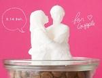 ギークバレンタイン!「FabCafe」でカップルの3Dフィギュアを作成するイベント