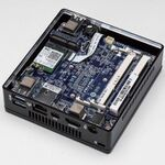 とんでも最強リビングPC ギガバイトのBRIX GB-BXi7-5500をレビュー