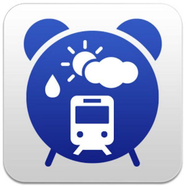 電車遅延のときは早めに起こしてくれるAndroidアプリがイカス!