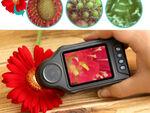 従来の常識を覆す「携帯式デジタル顕微鏡」