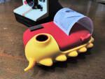 レジプリンター式インスタントカメラで「レシート日記」はなぜ楽しいのか?
