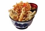 【本日発売】天丼てんや「桜海老天丼」