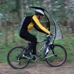 自転車の傘さし運転は5万円以下の罰金ってご存知?