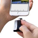 iPhoneの容量不足を解消! Lightning対応USBメモリーをサンディスクが発売