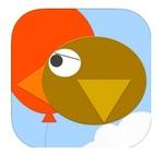あらカワイイ!鳥たちがバルーンを割るポップなゲーム「PopPopBalloon」