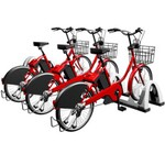 ドコモがサイクルシェア事業で合弁会社設立 各地でサービス展開へ