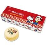 「ペコ&ハローキティマカロン」不二家洋菓子店で販売!うぉ~カワイイ!