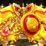 パズドラ:火曜ダンジョン超地獄級 黄金兵攻略/呂布ソニPT