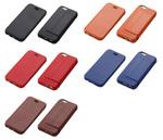 iPhone6の全周囲を完全カバーする高級感漂う上質な天然レザー製ケース