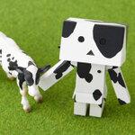 今度は牛! リボルテックダンボー・ミニの新作がワンフェス2015冬で先行販売