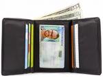 財布厚くならない! 極薄繊維でクレジットカードのスキミング被害も防ぐ『Big Skinny Wallets』開発中