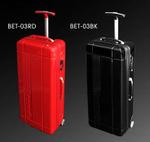 自動改札の通り抜けもラクラク! 3~6泊の旅行に対応するスリムなスーツケース