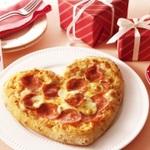 バレンタインに「壁ドン」を配達!ドミノ・ピザがお一人さま限定の特別企画