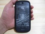 YotaPhone2の背面電子ペーパーで激しいゲームは遊べるか:週間リスキー