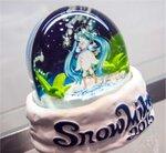 雪ミクさんに会いに来たよ! 北海道SNOW MIKU 2015レポート