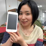 iPhone 6と6 Plusの画面をつや消しに! 一生サラサラの強化ガラス登場